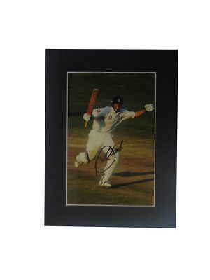 Alastair Cook Signed England Cricket Ashes Display + *coa*
