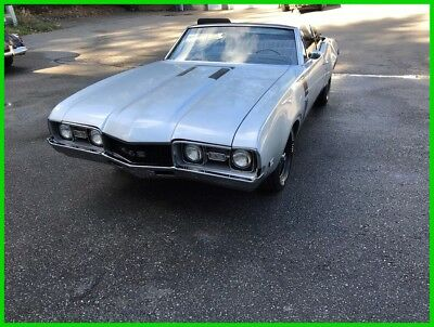 1968 Oldsmobile Cutlass  1968 Oldsmobile Cutlass Convertible (442 Clone)