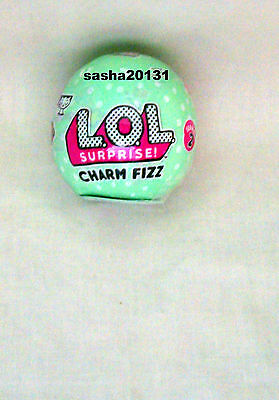 LOL SURPRISE DOLL SERIES 2  CHARM FIZZ ,BRAND NEW RELEASE, genuine goods