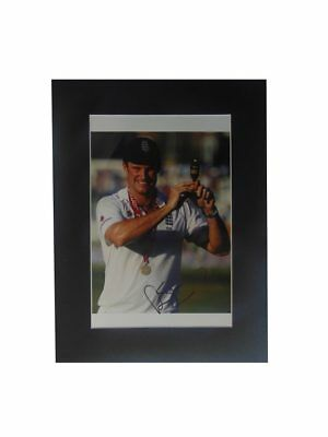 Andrew Strauss Signed England Cricket Ashes Winners Display + *coa*
