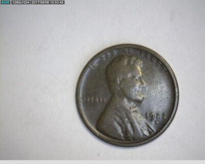 1922-D  Lincoln Cent  Nice  * Take a LooK*