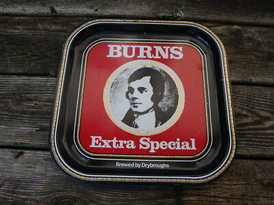 Burns Extra Special Beer Tray