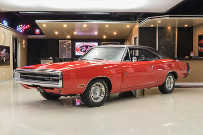 1970 Dodge Charger R/T V-Code 440 Six Pack Charger V-Code! Numbers Matching 440 Six Pack V8, Auto, PS, PB, Original Color