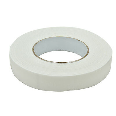 5m White Double Sided Strong Sticky Self Adhesive Foam Tape Mounting Fixing abus