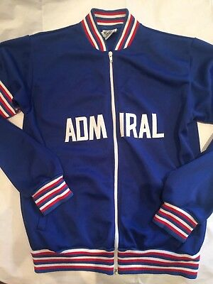 Vintage Admiral Mens tracksuit top very rare size M