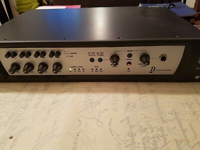 Digi002 Digidesign Protools Interface AVID