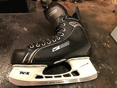 Bauer Supreme Ice Hockey Skates size 11 generally good condition