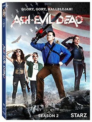 Ash vs Evil Dead: Season 2 (2017 DVD 2 Disc Set)
