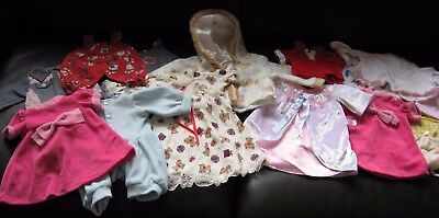 Dolls clothes lot -mixed lot-some vintage