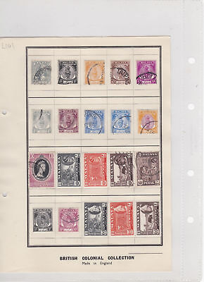 Malaysian Stamps Ref: R4563