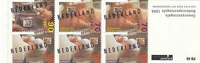 Two Netherlands Booklets Of Stamps