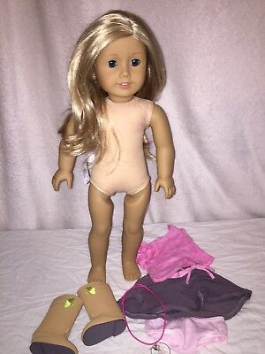 American Girl Doll Truly Me Just Like You JLY #27 Blonde Blue Eyes
