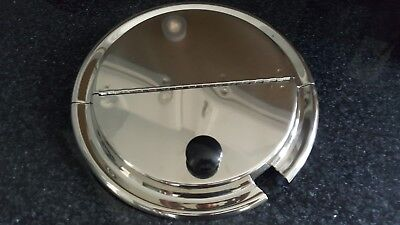 Vollrath Hinged, notched Lid, Insert Cover #47488