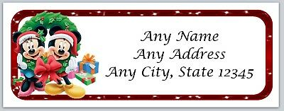 Personalized address labels Christmas Buy 3 get 1 free (xac 4)