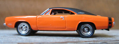 1:64 Johnny Lightning NOT The Dukes of Hazzard GENERAL LEE '69 Charger R/T