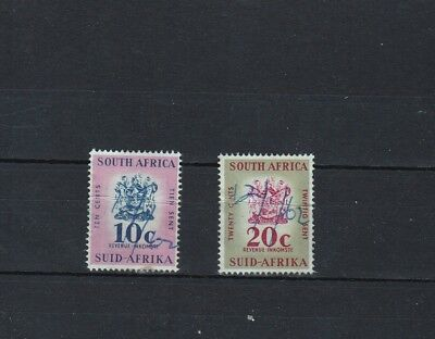 South Africa Revenue Stamps