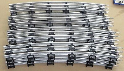 Menards O96 Curved Track 16 Sections Brand New Lionel Compatible Full Circle