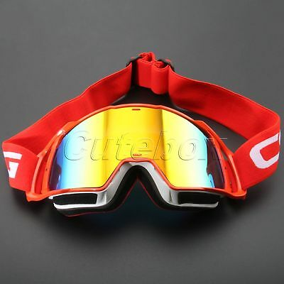 Goggles Dirt Off-Road Riding Eyewear Anti UV Wind Fog Outdoor Motorcycle Glasses