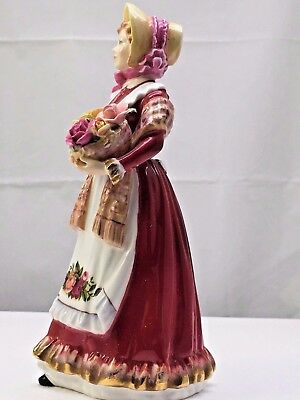 """SWEET ROYAL DOULTON FIGURINE """"OLD COUNTRY ROSES""""-HN 3692-Ca:1995-99 - EXCELLENT"""