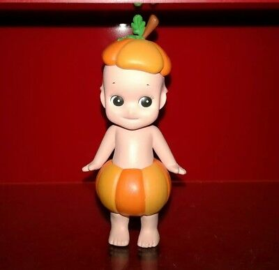 Dreams Sonny Angel Halloween Series 2012 Limited Edition Figure Retired Pumpkin!