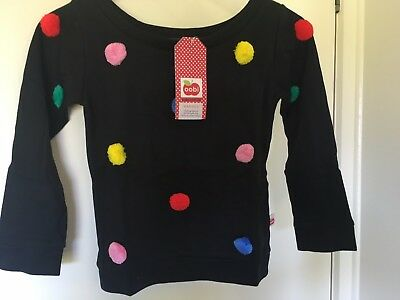 New with tags OOBI size 6 girls jumper RRP $60