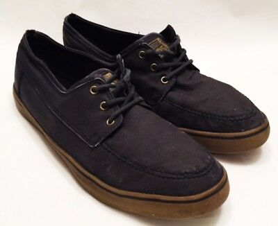 Converse Boat Shoes Mens Size 12 Boat Shoes Canvas Slip On Converse All Star