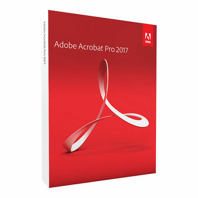 Acrobat Pro Dc 2017 Windows Or Mac Full Latest Version