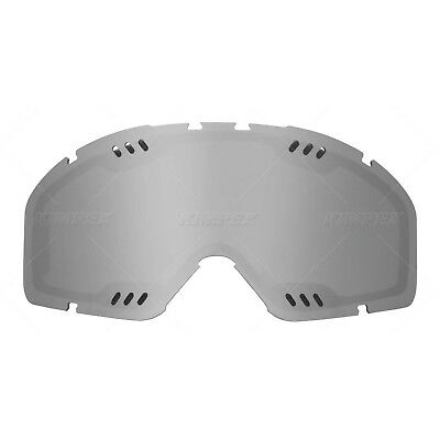 CKX – Titan 210 Goggles Backcountry Ventilated Silver Mirror Lens