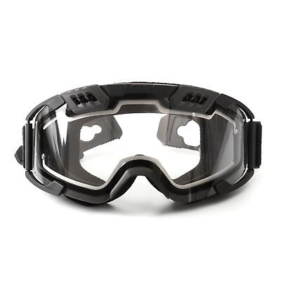 CKX - Titan 210 Tactical Electric Clear Lens Goggles