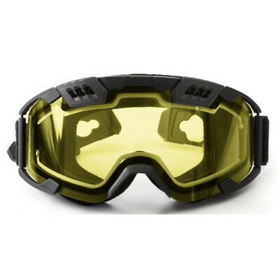 CKX - Titan 210 Tactical Electric Yellow Lens Goggles