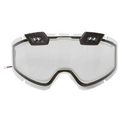 CKX – Titan 210 Tactical w/ Controlled Ventilation Clear Electric Lens