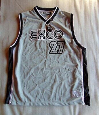 EXCO Sport Pro Athletic Jersey 1997 Size with tags