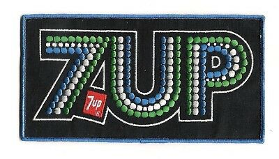 7up Jacket Patch 4 1/2in x 8 1/2in