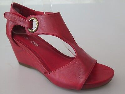 Top End - new ladies leather sandal size 37 #38