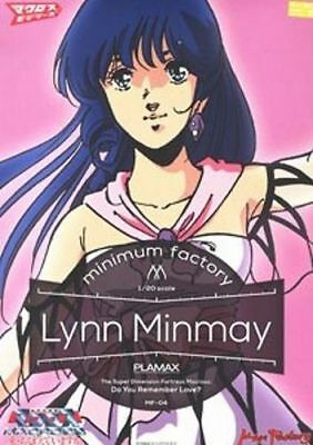 PLAMAX MF-04 minimum factory LYNN MINMAY Model Kit Macross Robotech Max Factory