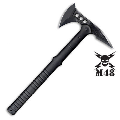 Hunting Survival Camping Tool SOG M48 Tactical Hatchet Axe Tomahawk Battle Ax