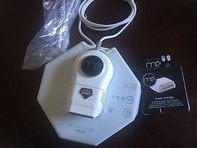 iluminage Beauty Touch Elos At Home Hair Removal System 200k Flash