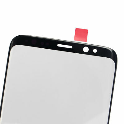 Touch Screen Panel Replacement For Samsung Galaxy S8 S8 Plus Front Outer Glass