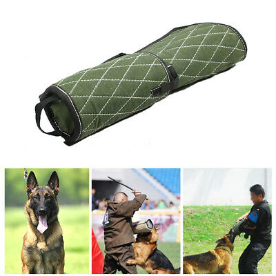 1 Pc Young Police Dog Training Bite Sleeves Suits Arm Sleeve Shepherd Malinois