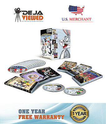 NEW Looney Tunes Golden Collection Vol. 1-6 (6-Pack) (DVD)