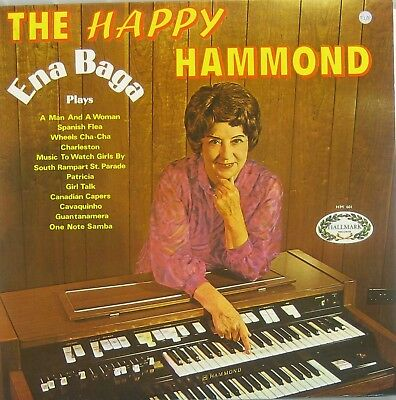 Ena Baga the happy Hammond
