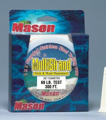 Mason MS-60 Multi-Strand Wire. Shipping is Free
