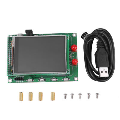 ADF4351 RF Sweep Signal Source Generator Module 35M-4.4G+STM32 TFT LCD GL