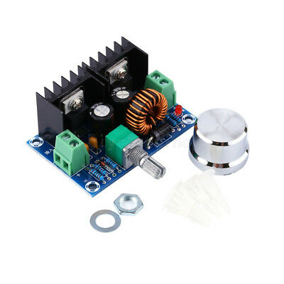 DC-DC Buck Converter 200W 4V-40V 8A Step-Down Voltage Power Module XL4016