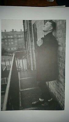 sam smith in the lonely hour tour programme