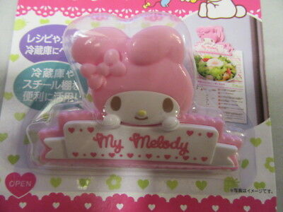 My Melody Magnet Clip Sanrio Japan From Japan F/S