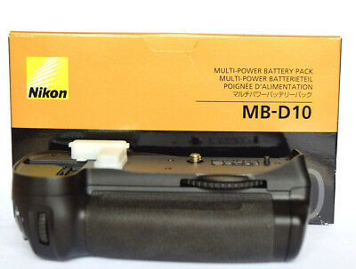 Nikon MB-D10 Battery Grip for Nikon D300,D300S.D700..MINT 6 Mth Warranty.
