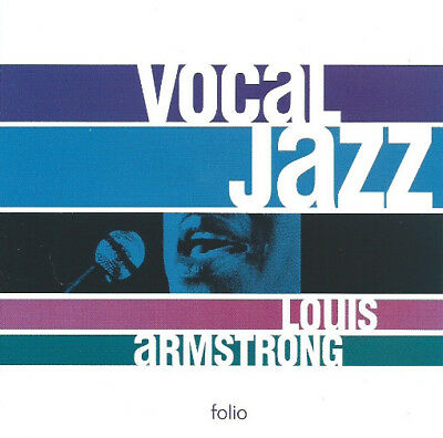 cd LOUIS ARMSTRONG - VOCAL JAZZ