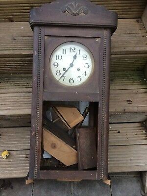 Project antique clock German made