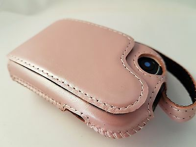 Genuine Leather Case for  Libre glucose monitoring Freestyle. 2018 new model